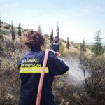 ΣΠΑΥ Υμηττός πυρκαγιά Γλυφάδα