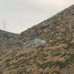 ΣΠΑΥ Υμηττός πυρκαγιά Αργυρούπολη Ηλιούπολη