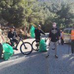ΣΠΑΥ δήμο Καισαριανής περιπατητική Υμηττού ένωση ποδηλασίας