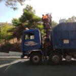 Αρπάγη φορτηγό Ηλιούπολη